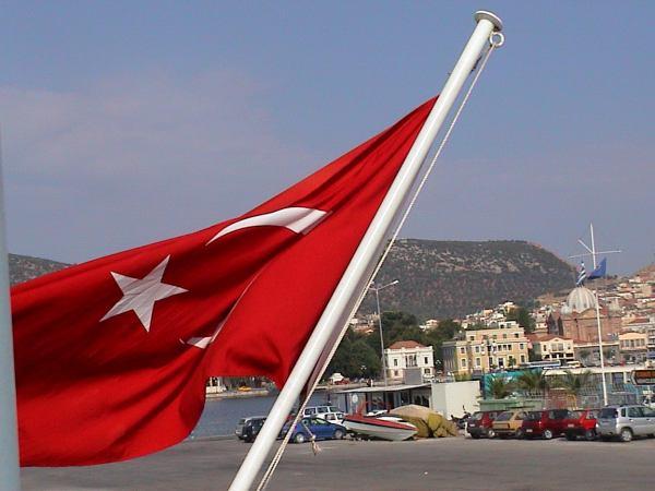 Turkse vlag: dagtrip van Lesbos naar Turkije
