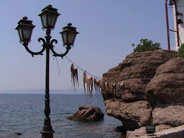 Lesbos, Skala Sikaminia