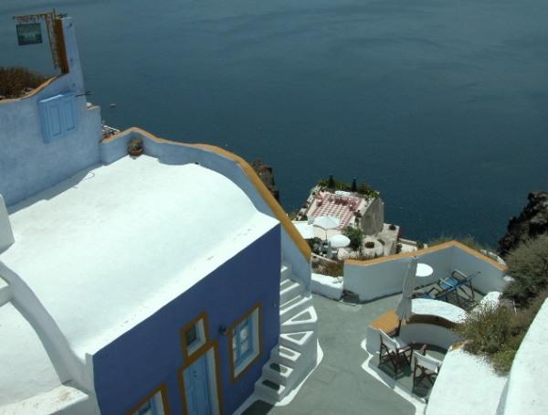 Prachtig Santorini