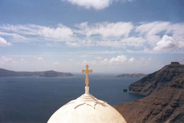 Zo mooi! Santorini.