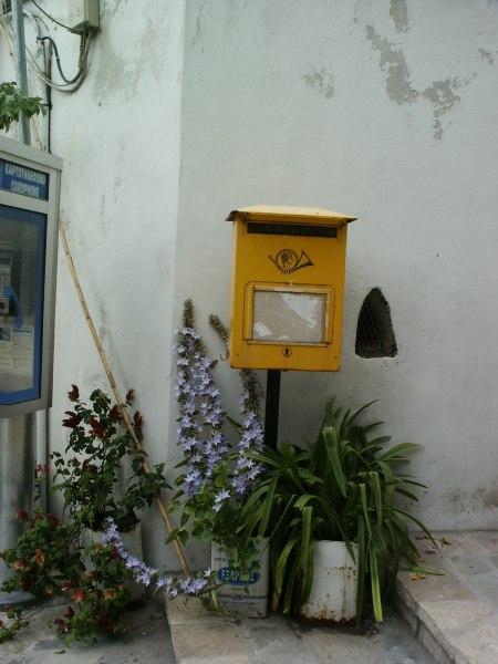 Griekse Postbus Samos