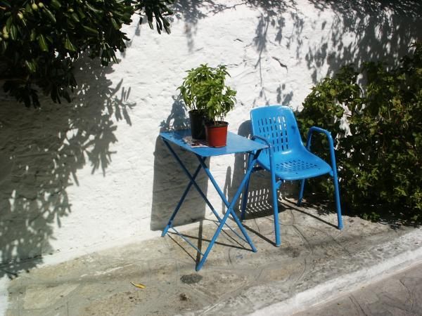 Samos, heerlijk plekje in de zon