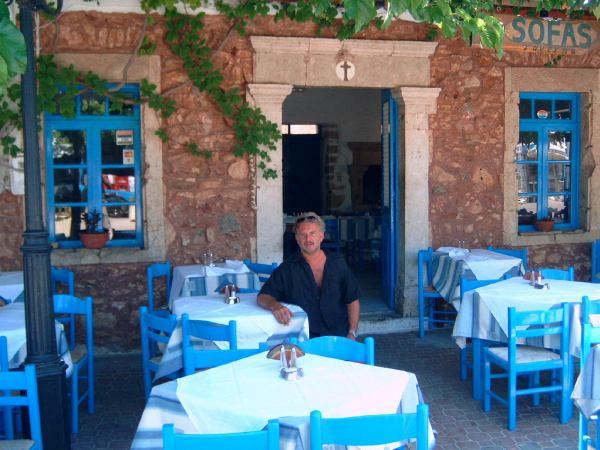 Sofas Tavern Oud Chersonissos