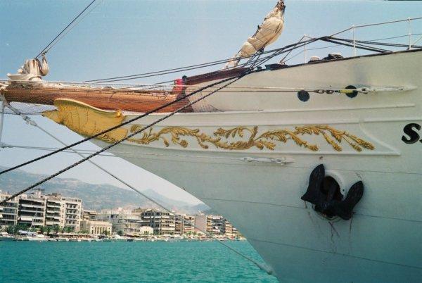 Haven van Volos (Magnesia) door Judith-Irini Terpos