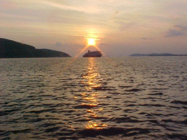 Boot Foto gemaakt door Hennie