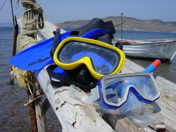 Snorkelen in Griekenland