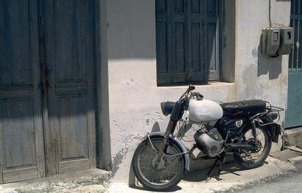 Sitia op Kreta, deze foto werd gemaakt door Eddie