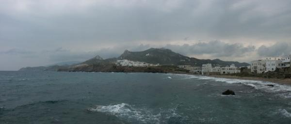 Foto van Naxos gemaakt door Karel De Zutter uit De Pinte, België