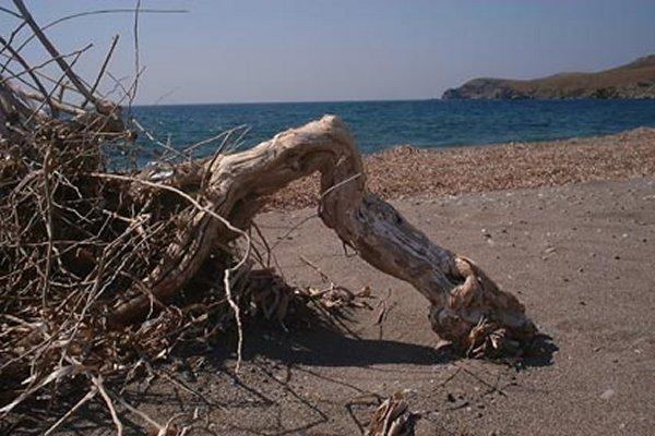 Faneromeni Lesbos. Foto van Hami Visscher