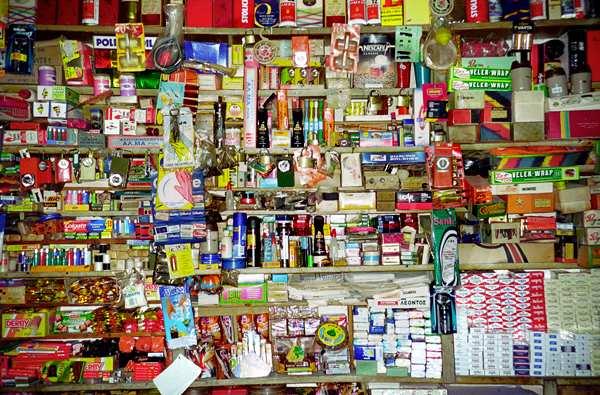 Winkel in Mastorachoria. Foto van Anne-Lies van Leeuwen
