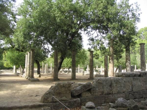 Olympia, Peleponessos. Foto van Alex Köning