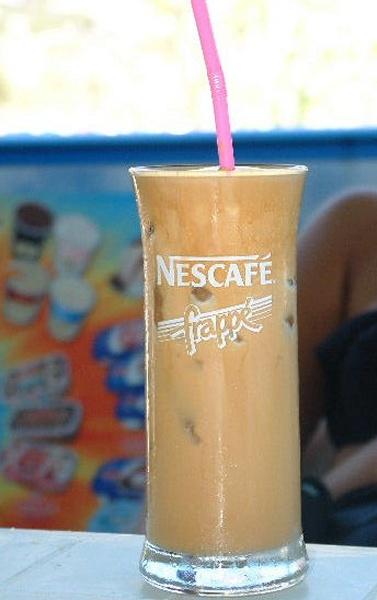 Frappe koffie - Foto van Rob van Westrop