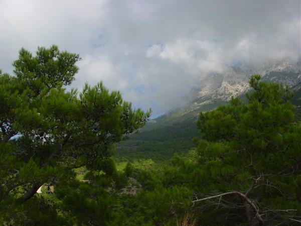 Westkant van Karpathos. Foto van Harry Werkman