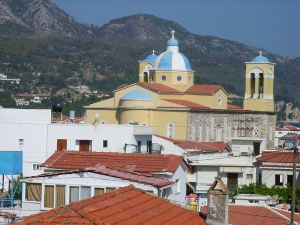 Kokkari (Samos) - Foto W. Morsink