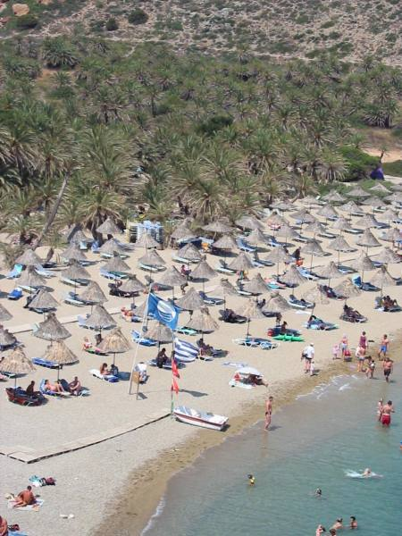 Vai op Kreta. Foto van  John Hupkens