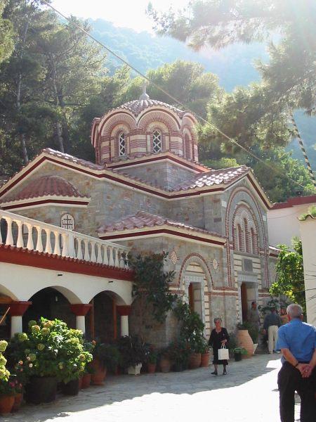 Onderweg van Malia naar Neapoli. Kreta. Foto van John Hupkens