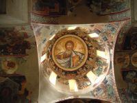 Koepel van de Griekse kerk