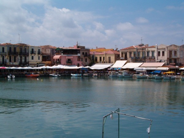 Rethymnon, Kreta. Foto van Fam van de Reyen