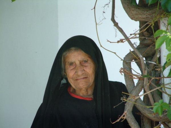 Rhodos, de oude dame (2) - Foto van Rob van Westrop