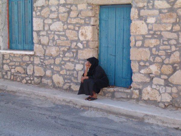 Timbaki. Kreta. Foto van Fam van de Reyen