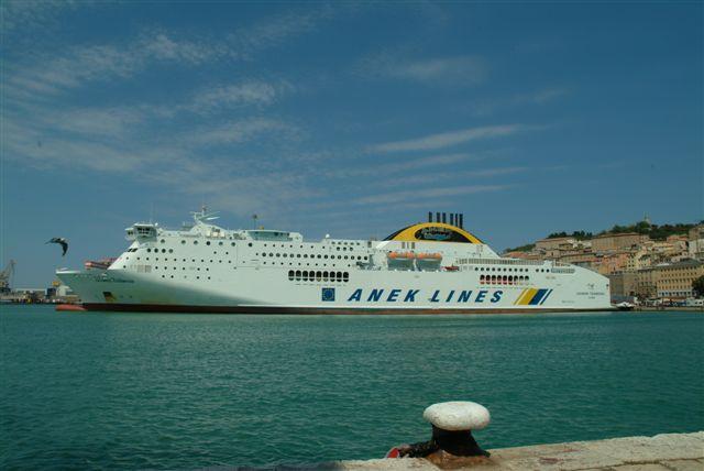 De boot, Griekenland