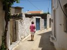 GriechenlandWeb.de Walking in the village of Mochos - Foto Lindia