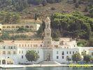 Panormitis the abbey - Foto van Moris