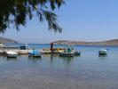 GriechenlandWeb.de view on a small harbor on Leros - Foto kouzolos