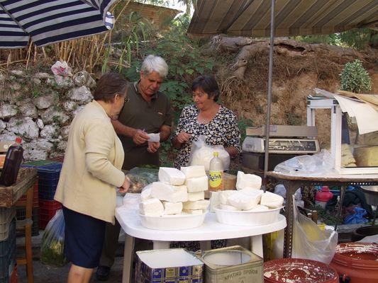 markt chania