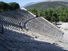 Theater of Epidavros - Foto van piwa