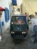 Vervoer in Mandraki - Foto van piwa