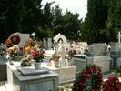 Begraafplaats - Foto van piwa