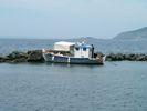 Vissersbootje Mandraki - Foto van piwa
