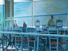Mijmeren op een terrasje - Foto van piwa