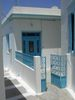 White and blue house, Pigadia, Karpathos - Foto van Matthieu