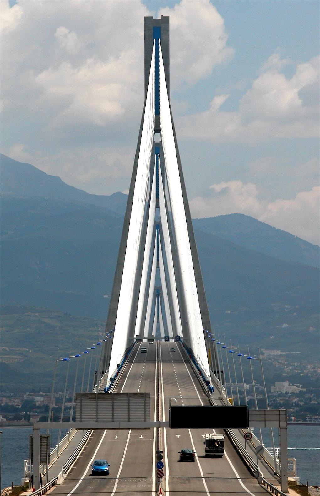 foto Rio-Antirrio brug