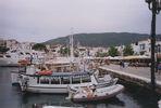 The old harbour of Skiathos - Foto van bhub