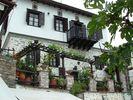 Typical house on Pilion. - Foto griekenland