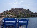 Castle of Myrina, Limnos - Foto van Mirjam van de Hel