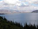 GriechenlandWeb.de Albanie gezien vanuit Korfu - Foto Hanneke18