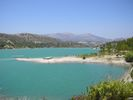GriechenlandWeb.de Lake Apollakia Monolithos - Foto Wenders