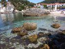 blue water. - Foto van kozebaas