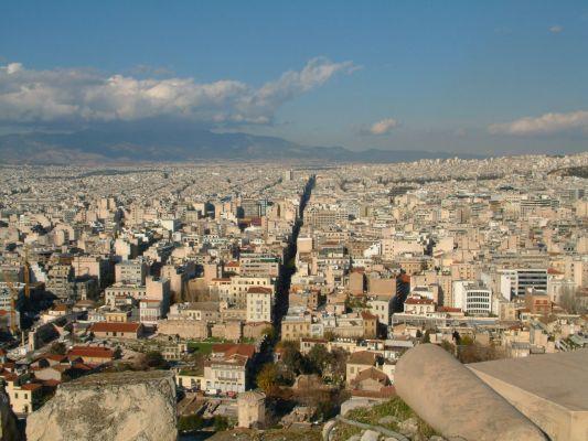 Big city, your so pretty - Foto van adrianoula