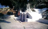 kapel in rots - Foto van meltemi