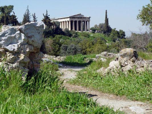 In the Roman Agora - Foto van Yolanda_Merten