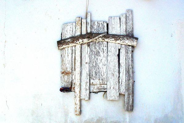 Serifos - Foto van aknevel