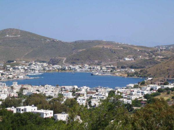 Patmos, Skala - Foto von B.A.Millenaar