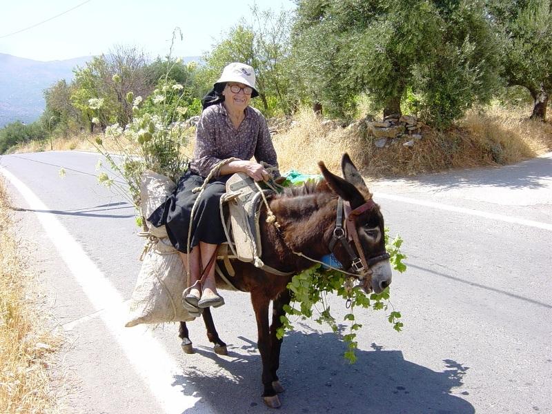 foto Lassithi plateau Kreta