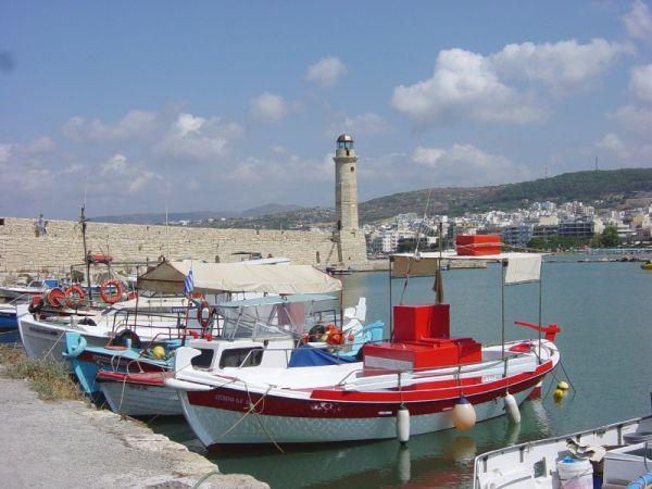 Rethymnon - Foto van Welleman
