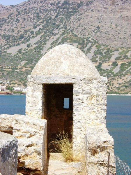 Spinalonga - Foto van Welleman
